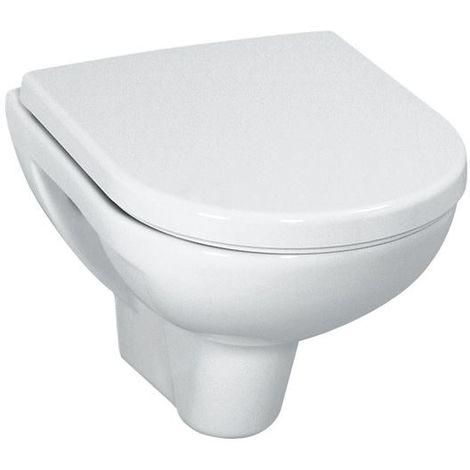 WC suspendu Running PRO, compact, 360x490, Coloris: Bahamabeige - H8209520180001
