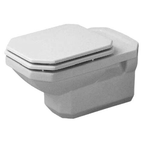 WC suspendus Duravit 1930, lavable, Coloris: Blanc avec Wondergliss - 01820900001