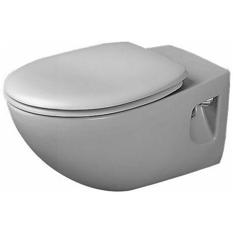 WC suspendus Duravit Duraplus Colomba Lave-linge, blanc, Coloris: Blanc - 2547090000