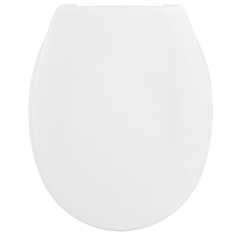 WC Toilet Seat Slow Close Motive Choice Bathroom Stainless Steel Duroplast