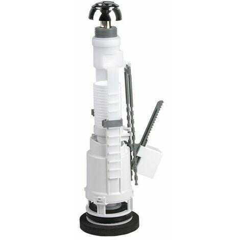 WC - Zugstangenmechanismus doppeltes Volumen Druckvorrichtung 323651107. - SIAMP: 32 3651 07