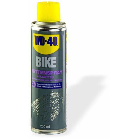 WD-40 Bike Fahrrad Kettenspray / Allwetter 250ml Schmiermittel WD40