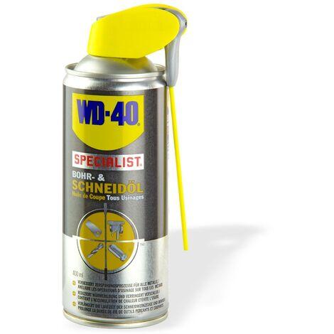 WD-40 Bohröl / Schneidöl 400 ml Metallbearbeitungsöl Bohr- und Schneidöl