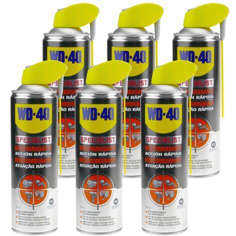 WD-40 - Dégraissant SPECIALIST 500 ml (boîte de 6 unités)