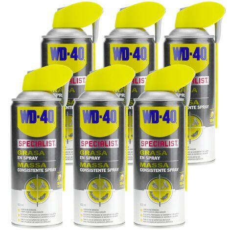 WD-40 - Grasa en spray SPECIALIST 400 ml (caja de 6 udes)