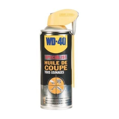 "main image of ""Huile de coupe WD40 pour lame, disques, forets, taraud... - 33109"""