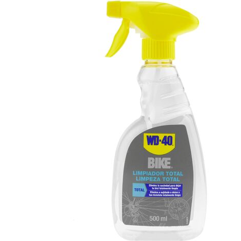 WD-40 - Nettoyant total BIKE 500 ml