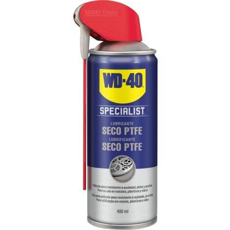 WD-40 Specialist Lubricante Seco con PTFE en formato Doble Acción de 400ml
