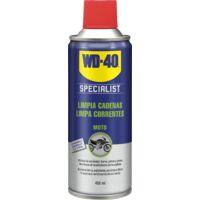 WD-40 Specialist Motorbike Limpia Cadenas en spray 400ml. Bicicleta y motos