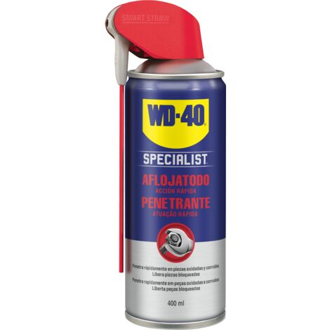 WD-40 Specialist Spray Penetrante en formato Doble Acción de 400ml