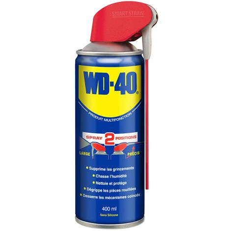 WD-40 Spray double position 400ml