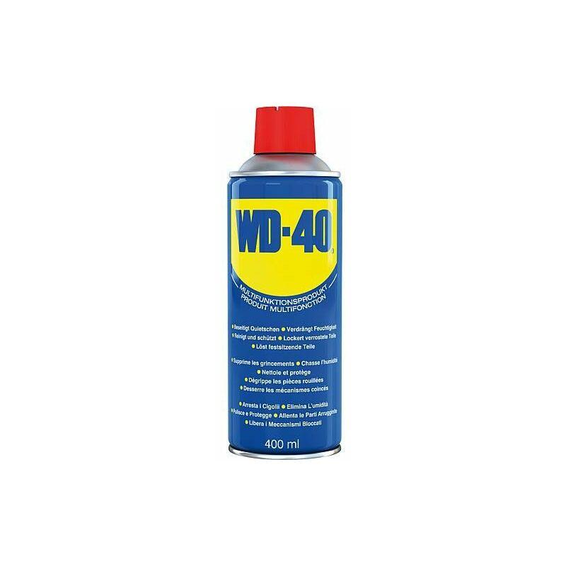 WD-40 Spray multifonction Aerosol 400 ml