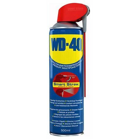 WD-40 Vielzweck-Spray 500ml mit Smart-Straw VPE 6