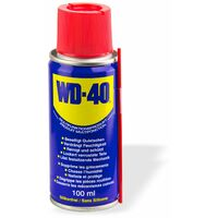 WD 40 Vielzweckspray Multifunktions Spray 100 ml Rostlöser Reinigungsspray