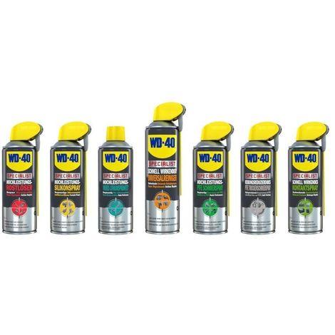 WD40 especialista en óxido spray disolvente 400 ml puede