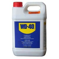 WD40 lubricant penetrating oil in 5 liters