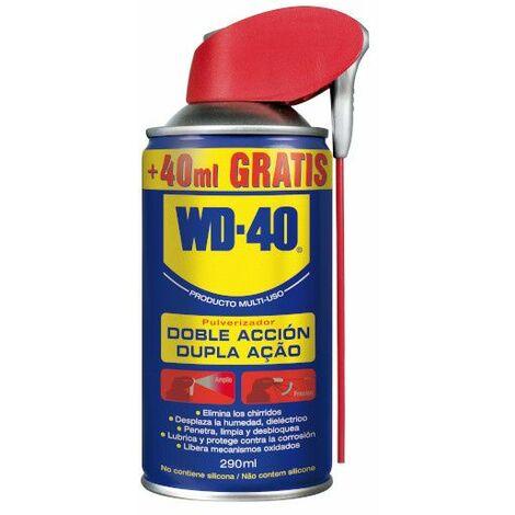 """main image of """"WD40 Lubricante de doble acción con pulverizador 250+40ml"""""""