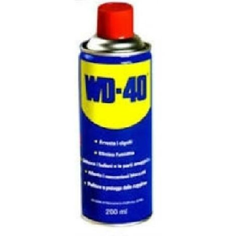 Wd40 Lubrifiant spray multi-usage bombe 200ml double action WD40