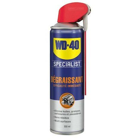 WD40 Specialist Dégraissant Efficacité Immédiate 500 ml