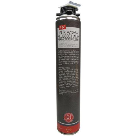 WDVS PERIMETERKLEBER B1 800 ml, Dämmstoffkleber, Pistolenschaum, 1x750 ml