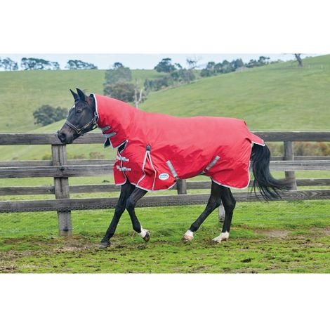 Weatherbeeta Comfitec Classic Combo Neck Lite Turnout Rug for Horses