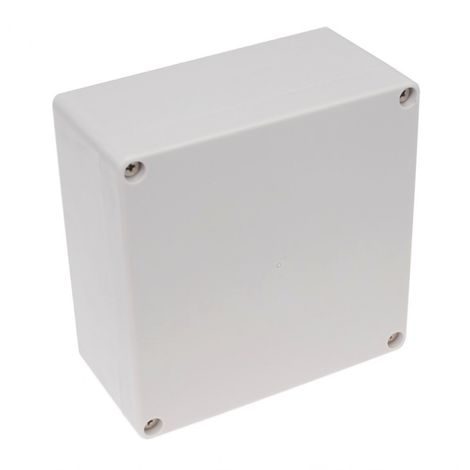 Weatherproof IP65 Plastic Enclosure. [010-1230]