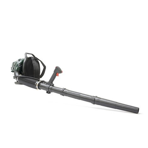 Webb BPB33 Petrol 2-Stroke 33cc Backpack Garden Leaf Blower 179mph