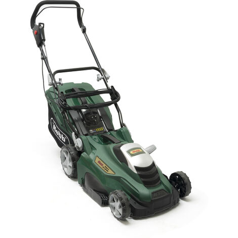 Webb ER40 Classic Electric Push Rotary Lawn Mower 40cm/16in 240v
