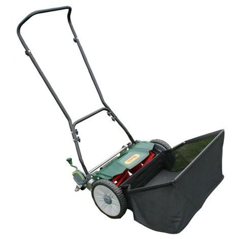 "Webb H18 18"" Sidewheel Hand Mower"