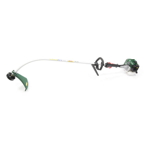 Webb LT26 Petrol 2-Stroke 26cc Curved Shaft Brushcutter 10in/25cm Loop Handled