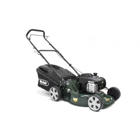 """main image of """"Webb R18HP 18"""" Petrol Push Rotary Lawmower"""""""