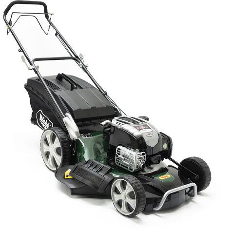Webb R21HW Supreme Petrol Self Propelled Rotary Lawn Mower 53cm/21in