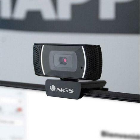 Webcam NGS XPRESSCAM1080 1080 px Noir