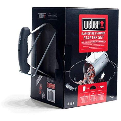 Weber 17631 accessorio per barbecue per l'aperto/grill Set da barbecue