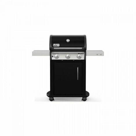 WEBER Barbecue a gaz Spirit Premium E-315 + plancha - Noir
