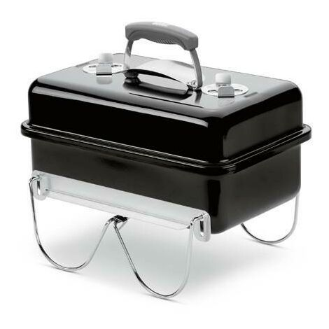 """main image of """"Weber barbecue anywhere color carbon black steel 1131004"""""""