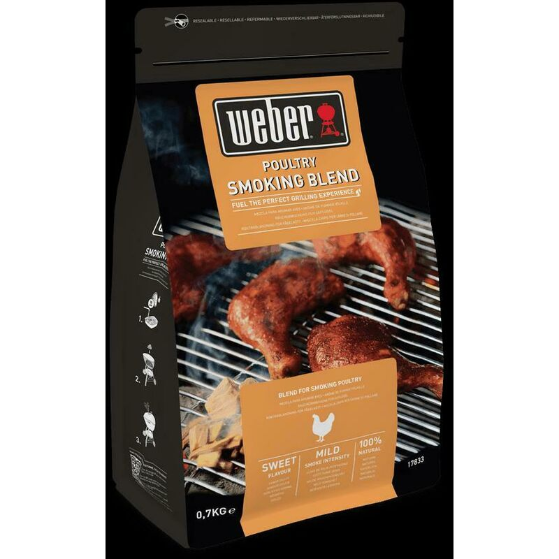 blend smoked chicken chips for dogs 17833 - Weber