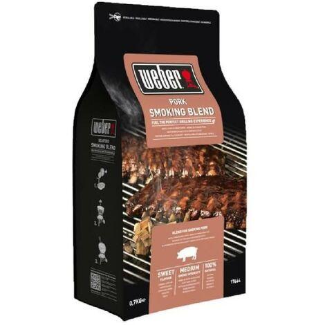 WEBER Boîte de bois de fumage - Pour porc