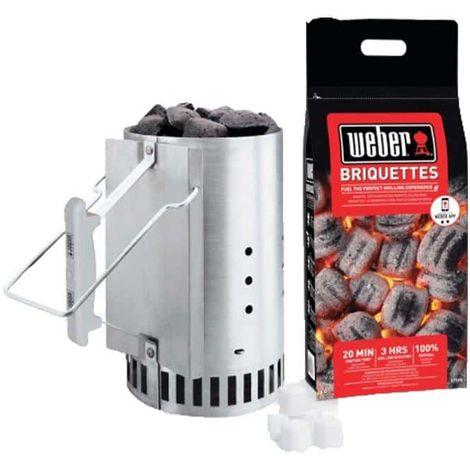 WEBER kit for ignition chimney