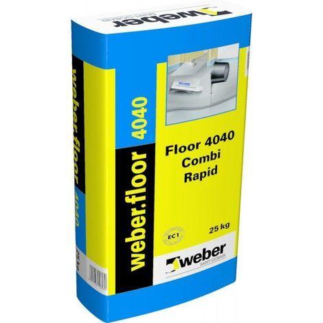 Weberfloor 4040 sac de 25 kg-Weber