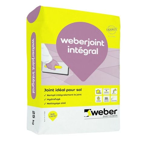 "main image of ""Weberjoint intégral sac de 5 kg-Weber"""