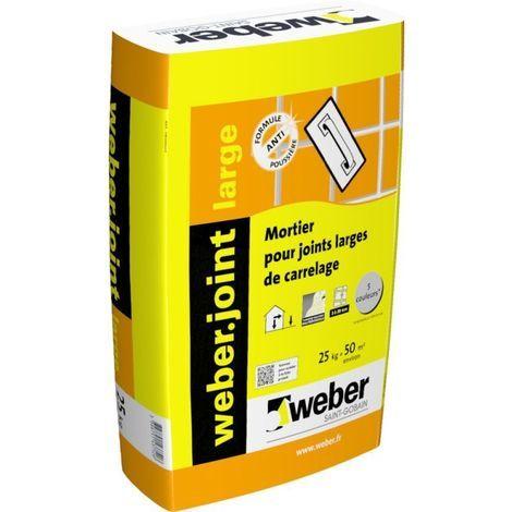 Weberjoint large sac de 25 kg-Weber