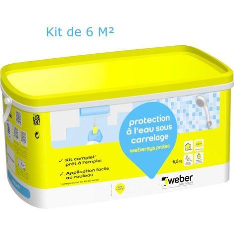 Webersys protec Kit 6 m²-Weber