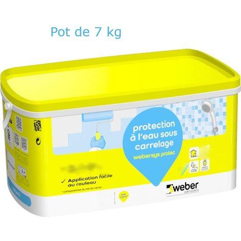 Webersys protec sceau de 7 kg-Weber