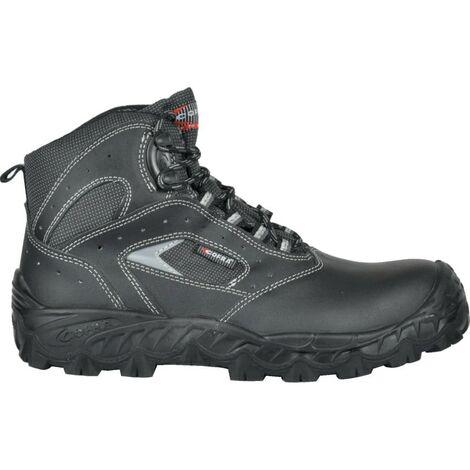 Weddell S3 SRC Men's Metal Free Black Safety Boots
