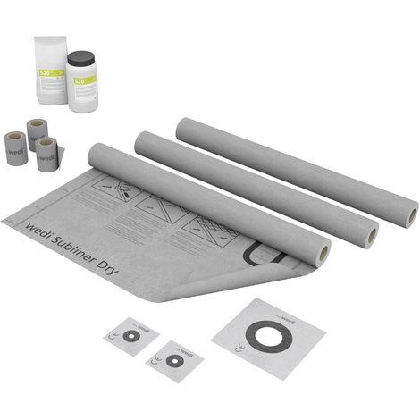 Wedi Tools kit d'étanchéité pour mur