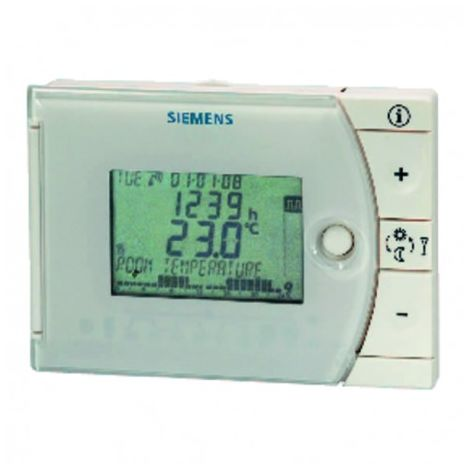 Weekly room regulator - SIEMENS