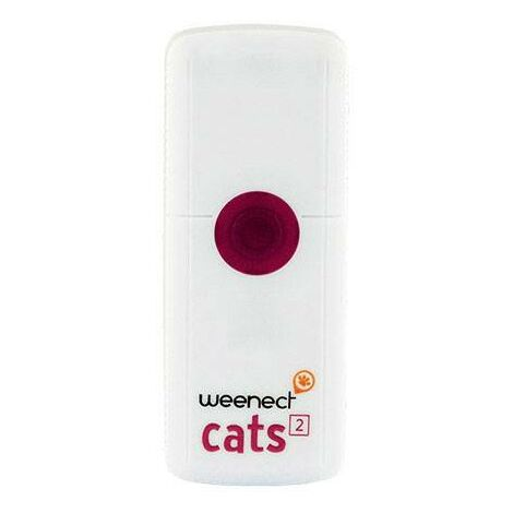 Weenect Cats GPS Tracker Haustiertracker Weiß Q604142