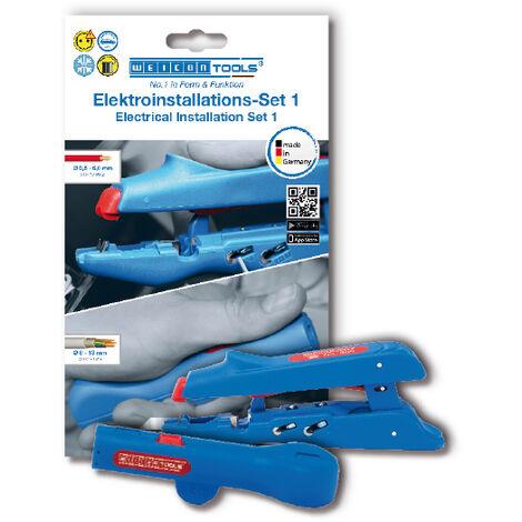 WEICON Elektroinstallations-Set 1