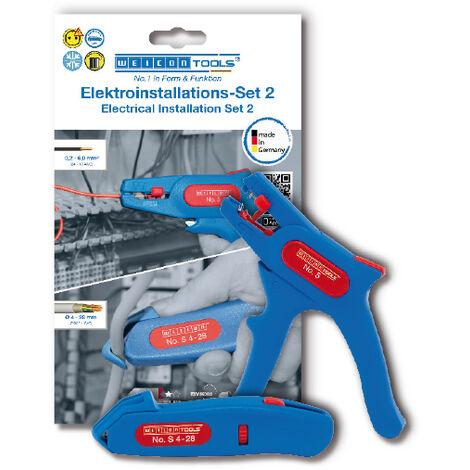WEICON Elektroinstallations-Set 2